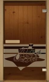 Арт серии с рисунками ГлассДжет (печать керамическими красками)