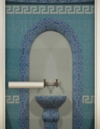 Двери для турецких бань