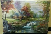 Картины и фото на массиве сосны(доска).