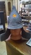 Шапка ИМ Буденовка комбинированная (шерсть+хлопок)