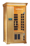 Инфракрасная кабина Wellness кедр D