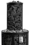 Защитное ограждение дымовой трубы печи Ville Haapasalo