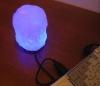 Соляная лампа USB