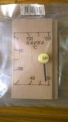 Термометр прямоугольный 95-TED